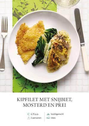 Chicken w:swiss chard