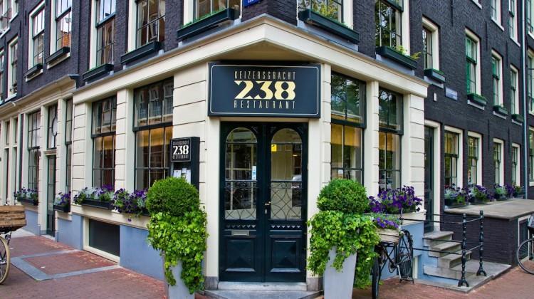 Restaurant Keizersgracht 238 outside