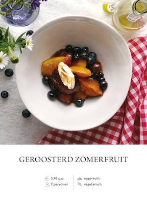 Roasted Summer Fruit