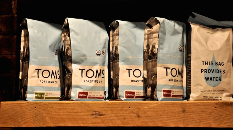 Tomm's coffee