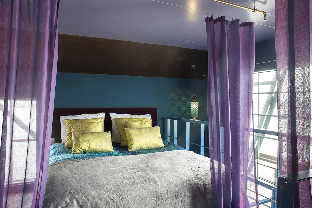 Faralda ndsm crane hotel amsterdam amsterdam flavours for Design apartment jordaan