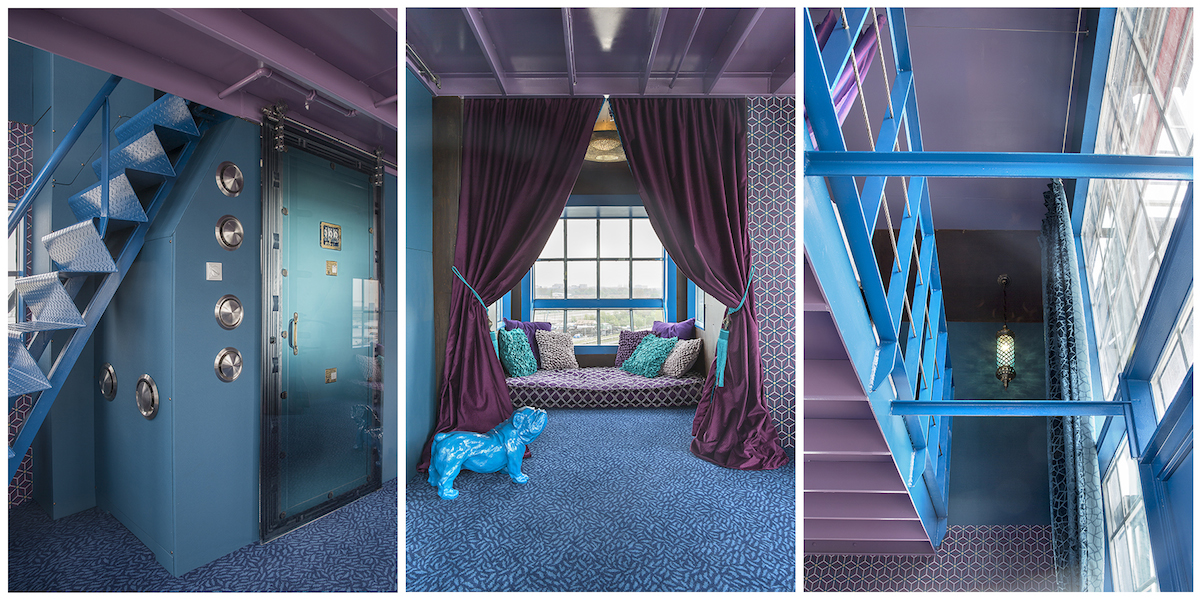 Faralda Ndsm Crane Hotel Amsterdam Amsterdam Flavours