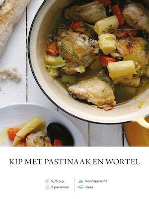 Chicken and Parsnip