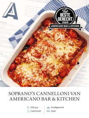 Soprano's Cannelloni