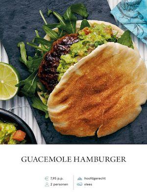Guacamole Hamburger