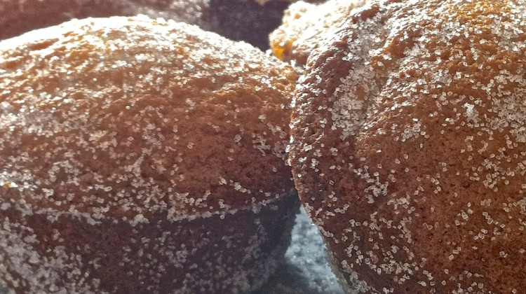 jam donuts muffins