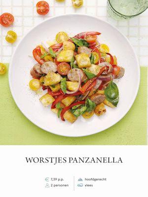 Sausage Panzanella