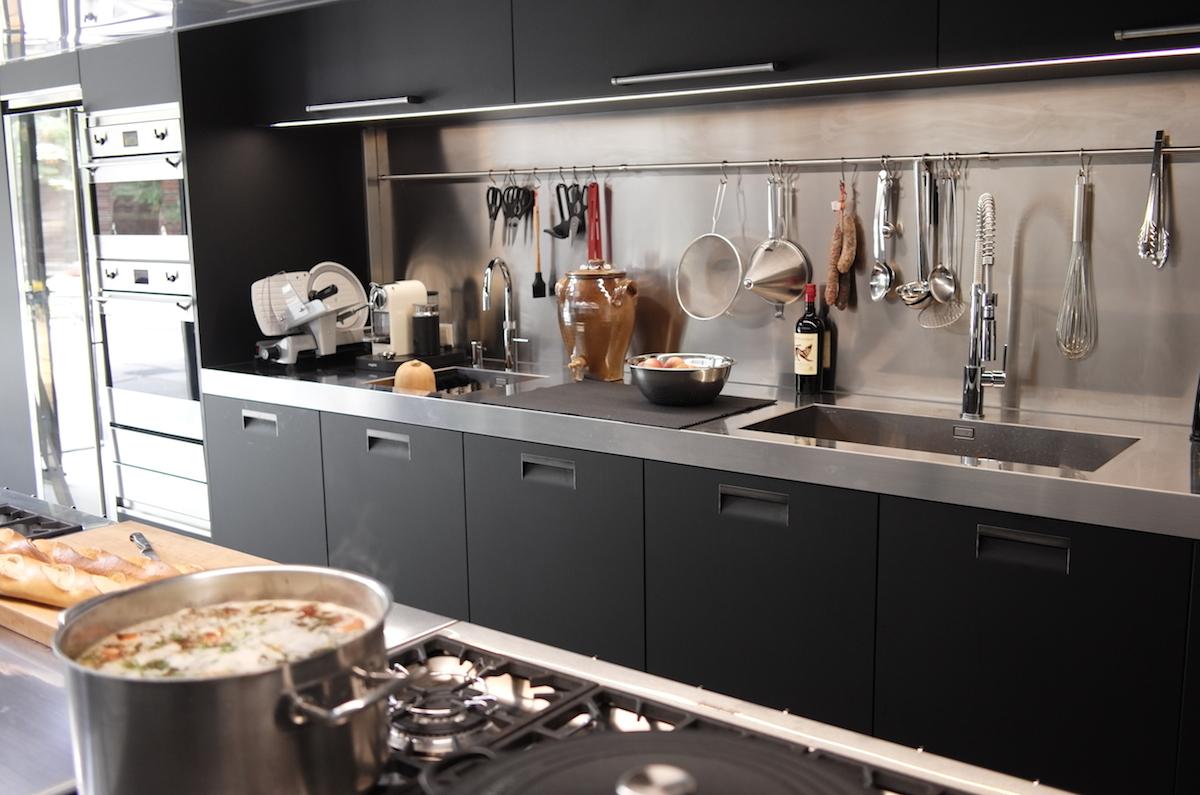 Arclinea amsterdam keukenarchitectuur - Een appartement ontwikkelen ...
