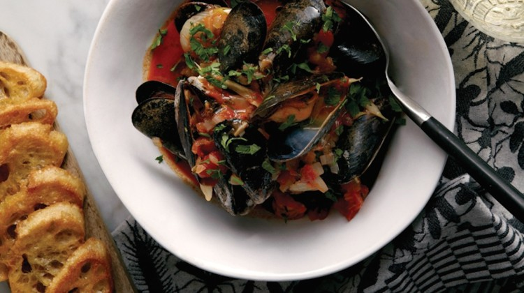 Mussel Fennel Soup End