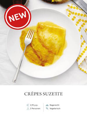 Crepes Suzette