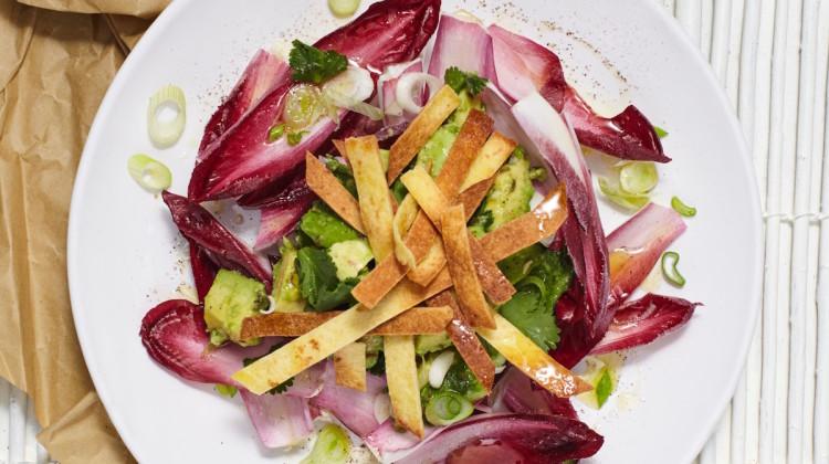 Guacamole Salad End