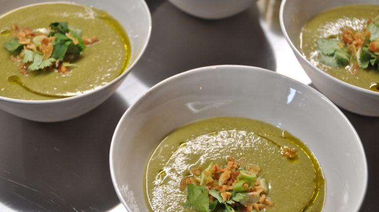 Thai Broccoli Soup